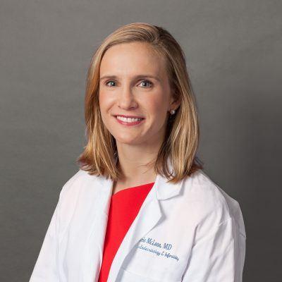 Mamie McLean, MD